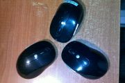 Simple Wireless Optical Mouse