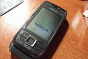 Replacing a Nokia E66's case